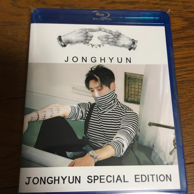 SHINee(シャイニー)のshinee  ジョンヒョン ブルーレイ エンタメ/ホビーのCD(K-POP/アジア)の商品写真