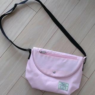 マンハッタンパッセージ(Manhattan Passage)の美品 クロリサ ショルダーバッグ ピンク ✨ マンハッタン グレゴリー 好きに(ショルダーバッグ)
