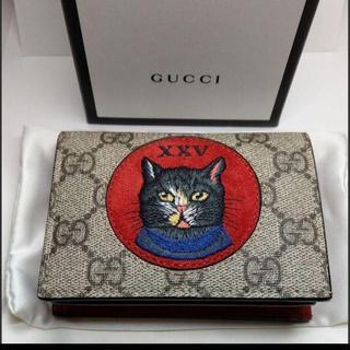 info for afcb8 e534f グッチ 猫(ベージュ系)の通販 20点 | Gucciを買うならラクマ