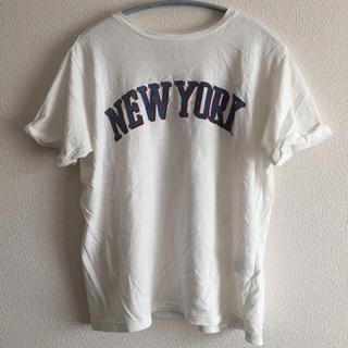 ROSE BUD - ROSE BUD Tシャツ カットソー NEW YORK