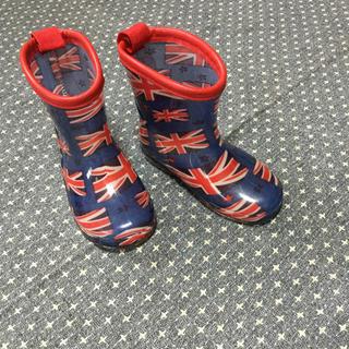 NEXT - baby next ユニオンジャック 長靴 14cm