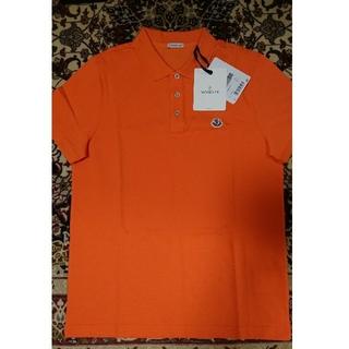 MONCLER - MONCLER★モンクレール★ポロシャツ(オレンジ)