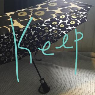 マリメッコ(marimekko)のマリメッコ 折り畳み傘 (傘)
