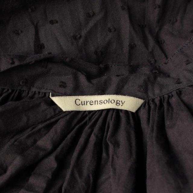 Veritecoeur(ヴェリテクール)のカレンソロジー ドットロングワンピース  レディースのワンピース(ロングワンピース/マキシワンピース)の商品写真