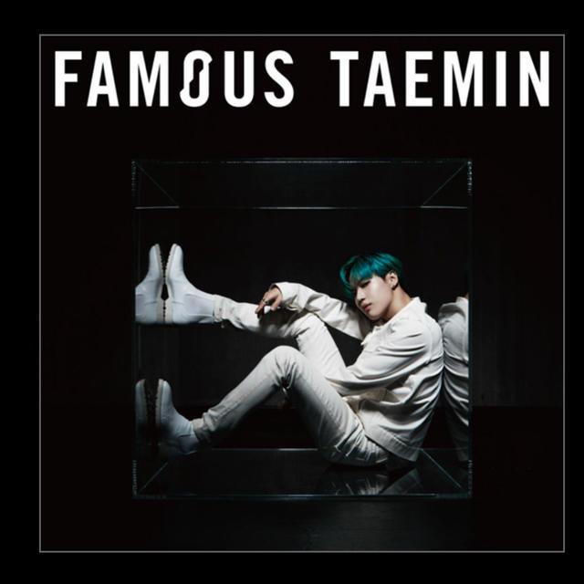 SHINee(シャイニー)のテミン FAMOUS 通常版 エンタメ/ホビーのCD(K-POP/アジア)の商品写真