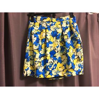 マーキュリーデュオ(MERCURYDUO)の膝上スカート(MERCURYDUO)(ミニスカート)