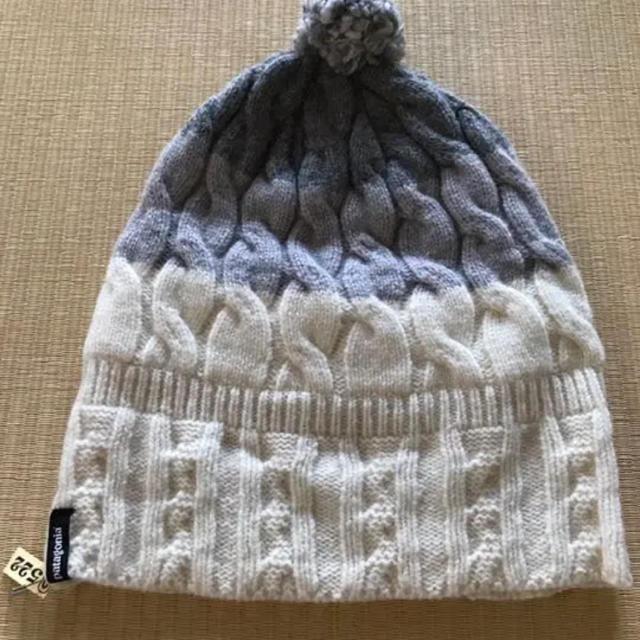 patagonia(パタゴニア)のPatagonia ニット帽 レディースの帽子(ニット帽/ビーニー)の商品写真