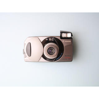 Canon - 完動品/説明書付 Canon Autoboy Luna