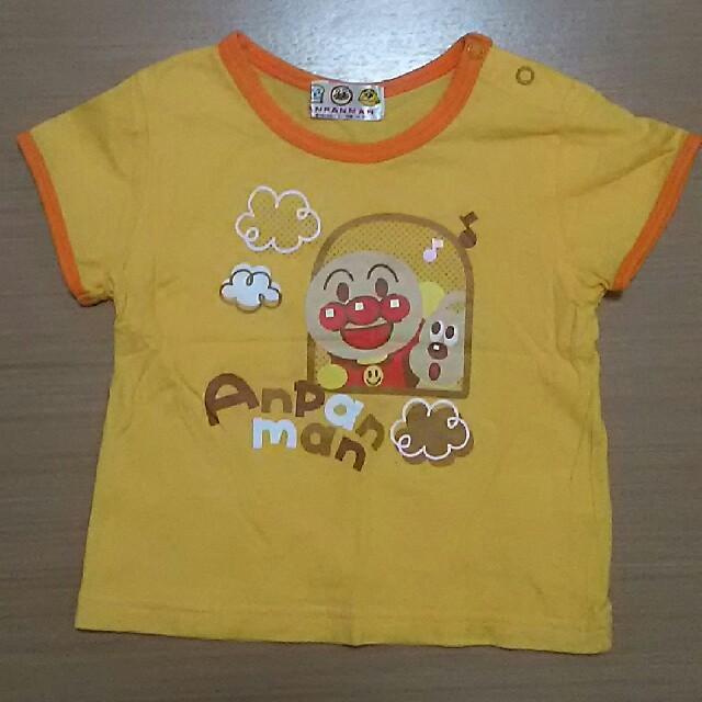 アンパンマン(アンパンマン)のTシャツ キッズ/ベビー/マタニティのキッズ服 女の子用(90cm~)(Tシャツ/カットソー)の商品写真