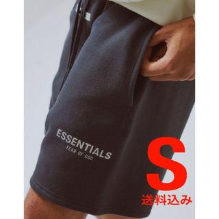 フィアオブゴッド(FEAR OF GOD)の24時間限定価格 FOG Essentials Sweat Shorts 黒(ショートパンツ)