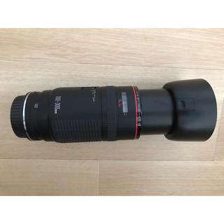Canon - キャノン canon EF 100-300mm 1:5.6 L zoom レンズ