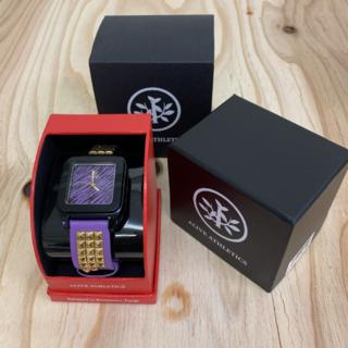 アライブアスレティックス(Alive Athletics)の◆新品未使用◆ALIVE腕時計 SCANDAL gold(腕時計(アナログ))
