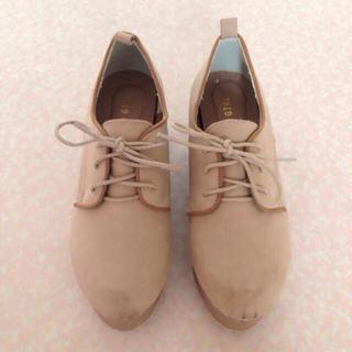 レトロガール(RETRO GIRL)の厚底靴(ミュール)