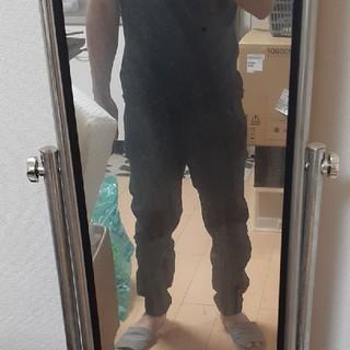 アンダーアーマー(UNDER ARMOUR)のアンダーアーマー メンズ ジャージ ズボン ジョガーパンツ ブラック グレー(ジャージ)