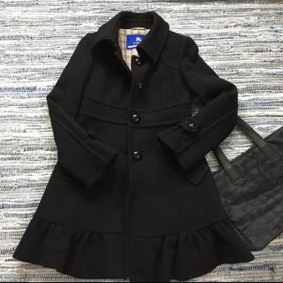 バーバリーブラックレーベル(BURBERRY BLACK LABEL)のバーバリー ブラック コート (ピーコート)