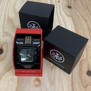 アライブアスレティックス(Alive Athletics)の◆新品未使用◆ALIVE腕時計 SCANDAL black(腕時計(アナログ))