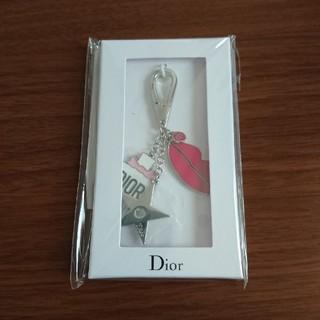 ディオール(Dior)の☆お値下げ☆Dior  ディオール  ノベルティ キーホルダー(キーホルダー)