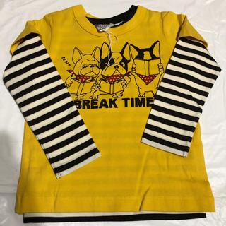 BREEZE - BREEZE ロンTシャツ 100サイズ