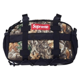 Supreme - Supreme 19FW Waist Bag Tree Camo シュプリーム