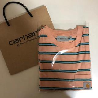 carhartt - 「完売品」Carhartt wip ストライプ Tシャツ カーハート