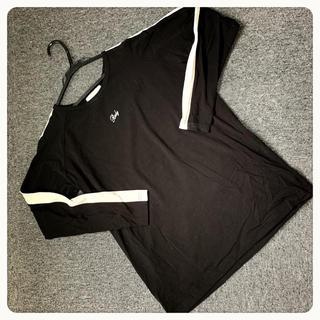 Rady - Rady サイドラインTシャツ ブラック