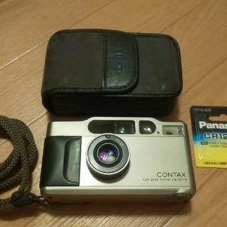 キョウセラ(京セラ)のCONTAX T2 コンタックスT2(フィルムカメラ)