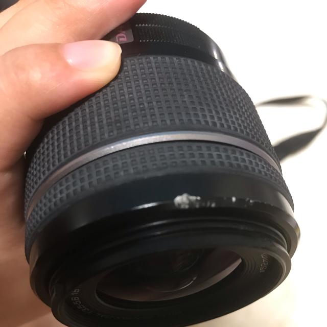PENTAX(ペンタックス)の【本日限定値下げ】PENTAX k−50 ダブルレンズキット スマホ/家電/カメラのカメラ(デジタル一眼)の商品写真
