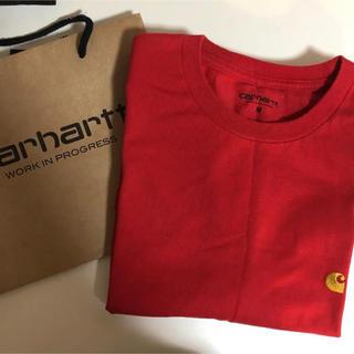 carhartt - Carhartt wip Tシャツ カーハート ロゴTシャツ