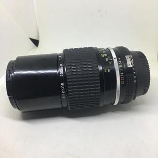 Nikon - NIKON NIKKOR 200mm F4 です(・∀・)