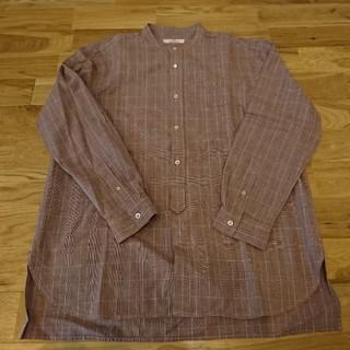 ネストローブ(nest Robe)のconfect コンフェクト チェック シャツ ネストローブ(シャツ)
