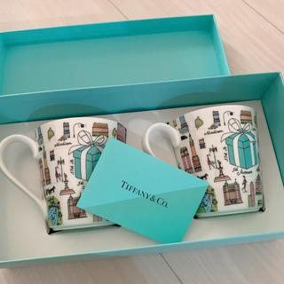 Tiffany & Co. - 【新品未使用】ティファニー ペアマグカップ