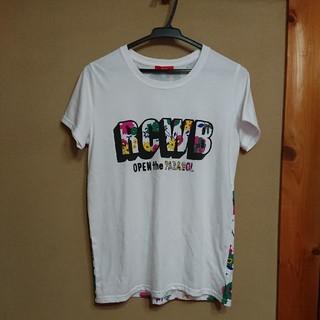 ロデオクラウンズワイドボウル(RODEO CROWNS WIDE BOWL)のロデオ Tシャツ(Tシャツ(半袖/袖なし))