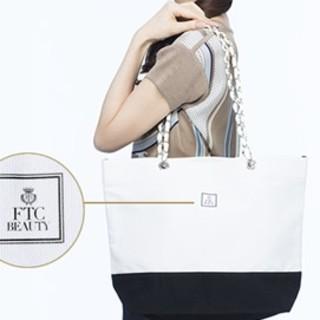 エフティーシー(FTC)のフェリーチェトワコ ノベルティ FTCオリジナルキャンバスチェーントートバッグ(トートバッグ)