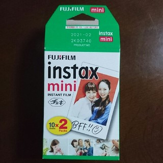 富士フイルム - チェキ フィルム20枚