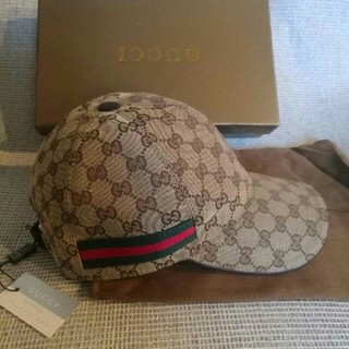 Gucci -  GUCCI グッチ キャップ