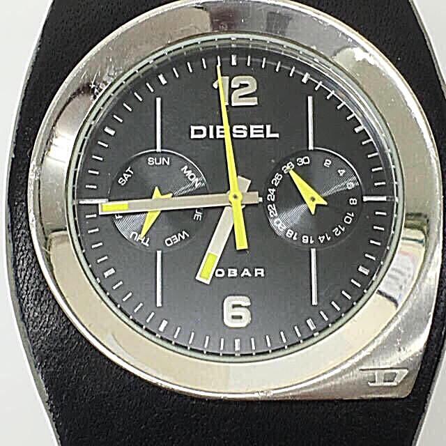 DIESEL - 鑑定済 正規品 ディーゼル DIESEL 腕時計 送料込みの通販 by 和's shop|ディーゼルならラクマ