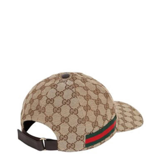 Gucci - GUCCI GGキャンバス キャップ