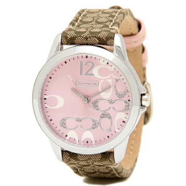 COACH - COACH クラシック シグネチャー 腕時計♡新品の通販 by 優華's shop|コーチならラクマ