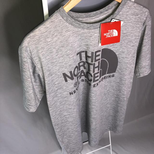 THE NORTH FACE(ザノースフェイス)の【新品・未使用】THE NORTH FACE メンズ 半袖 Tシャツ Lサイズ メンズのトップス(Tシャツ/カットソー(半袖/袖なし))の商品写真