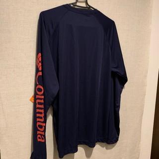 コロンビア(Columbia)の新品 コロンビア ロングスリーブシャツ(Tシャツ/カットソー(七分/長袖))