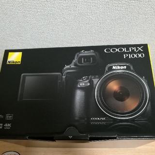Nikon - 新品未開封 COOLPIX P1000 Nikon