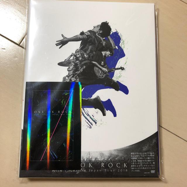 ロック dvd ワンオク