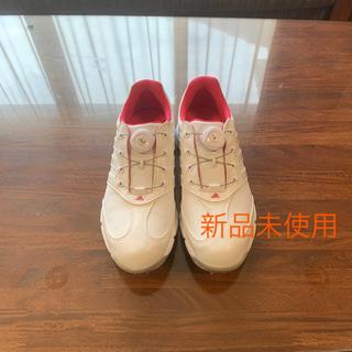 adidas - ❤️新品・未使用❤️アディダス  レディース ゴルフ シューズ