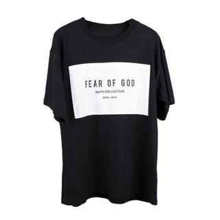 FEAR OF GOD - Fear of God Essentials tシャツ男女兼用