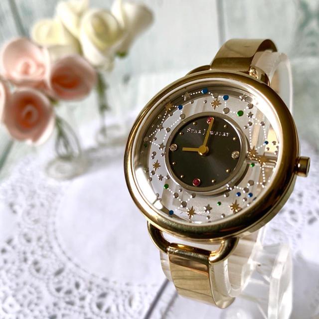 シャネル 丸い バッグ | STAR JEWELRY - 【希少】STAR JEWELRY 2018 限定 トランスペアレント 腕時計の通販 by soga's shop|スタージュエリーならラクマ