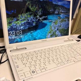 東芝 - 東芝  Windows10   EX/56MWH   Corei3