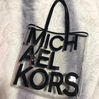 Michael Kors - マイケルコース クリアバッグ