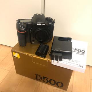 Nikon - Nikon D500本体