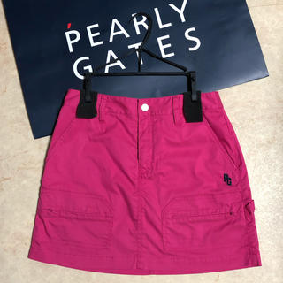 PEARLY GATES - pearlygates☆スカート