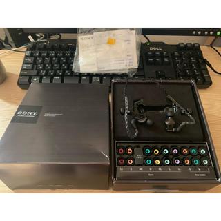ソニー(SONY)のソニー SONY MDR-EX1000 イヤホン おまけ付き(ヘッドフォン/イヤフォン)